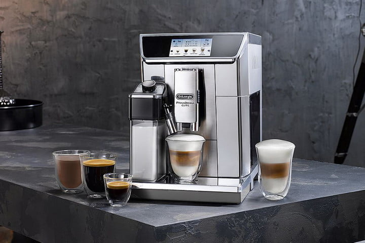 DeLonghi PrimaDonna Elite Fully Automatic (Bean-to-Cup) Coffee Machine