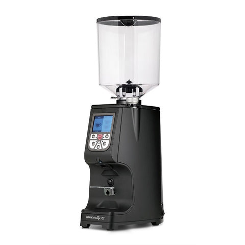 Eureka Specialty 75 On-Demand Espresso Grinder Black