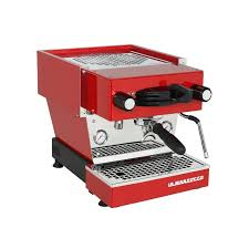La Marzocco Linea Mini Espresso Machine (Red)