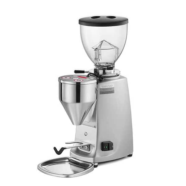 Mazzer Mini On-Demand Espresso Grinder Silver