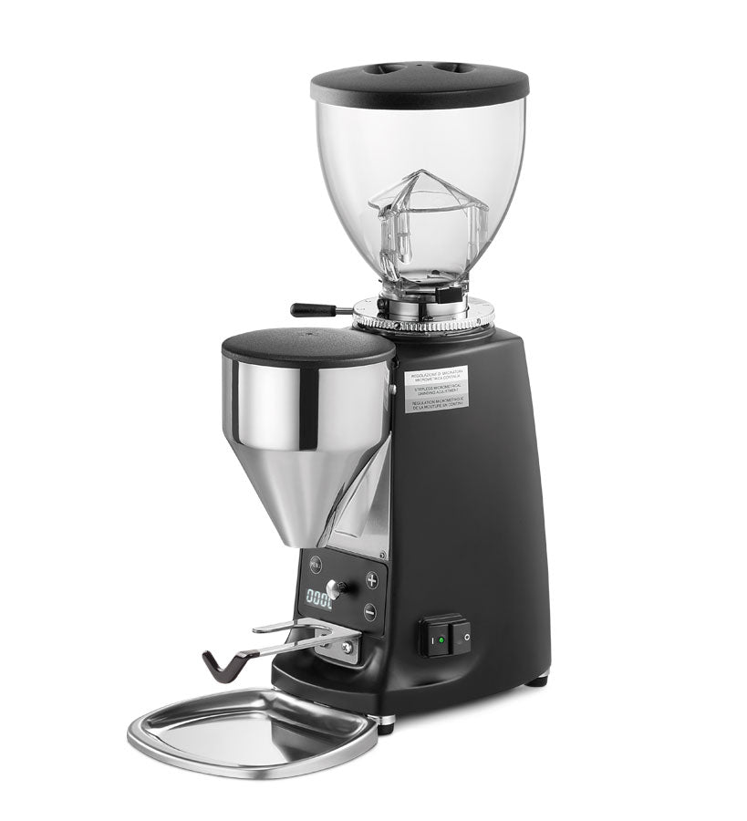 Mazzer Mini On-Demand Espresso Grinder Black