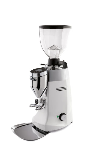 Mazzer Robur Commercial On-Demand Espresso Grinder Silver