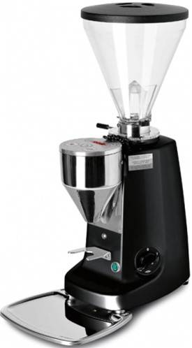 Mazzer Super Jolly On-Demand Commercial Espresso Grinder Black