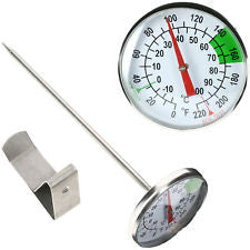 Brew Tool Analog Milk-Frothing Thermometer