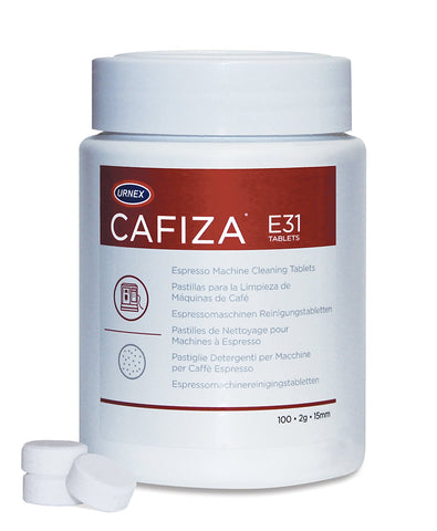 Urnex Cafiza Espresso Cleaning Tablets
