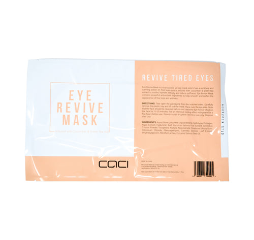 CACI Eye Revive Mask x 5