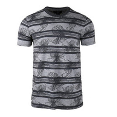 Men-Cotton-Short-Sleeve-T-shirt-(BGKT-7053-GREY)