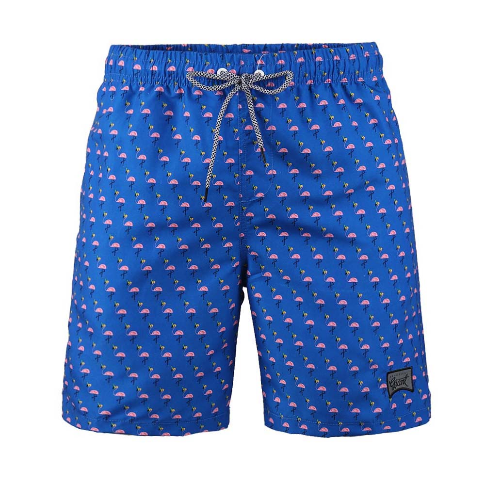 Boy's Kid Family Match Fast Dry Mesh Lining Swim Trunks Shorts