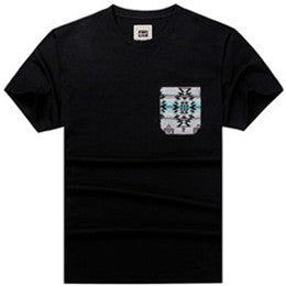 Men's Crew Neck  Running T-Shirt (215096)