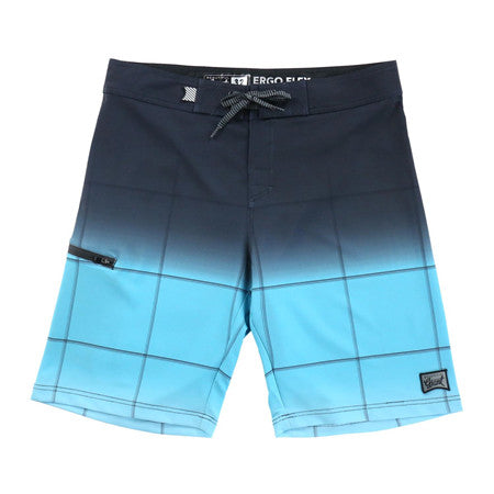 Men's Beach Vacation Swimwear  Shorts (FADEDPANE)