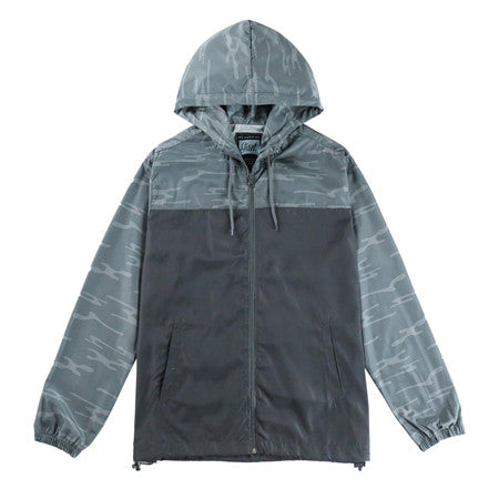Men's-Hooded-Lightweight-Windbreaker(YF8J16-GREY-CAMO)