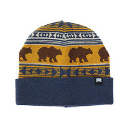 Men's-Warm-Winter-Cuff-Skull-Hat-Knit-Beanie-Ski-Cap(BG-BEANIE-03-CAIL-BEAR)