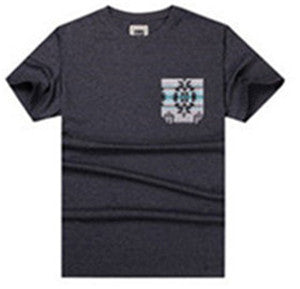 Men's Crew Neck  Running T-Shirt (215097)