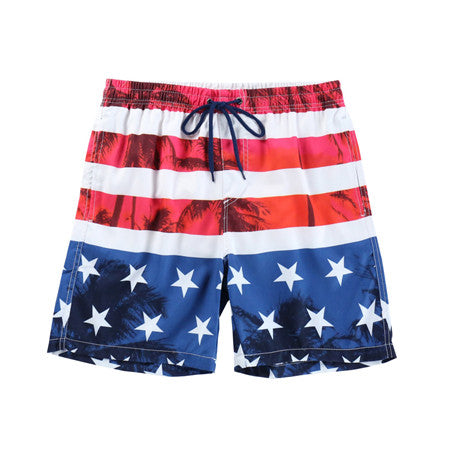 Men's-Beach-Vacation-Swimwear--Shorts-(YS18SW08)