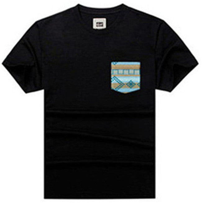 Men's Crew Neck  Running T-Shirt (216033)