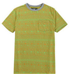 Men-Cotton-Jacquard-T-shirt-(2184139)