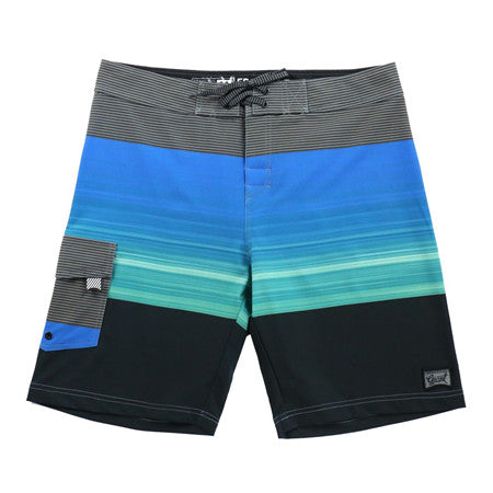 Men's Beach Vacation Swimwear  Shorts (TRIFECTA)