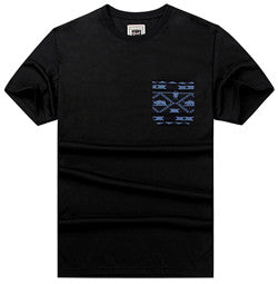 Men's Crew Neck  Running T-Shirt (215075)