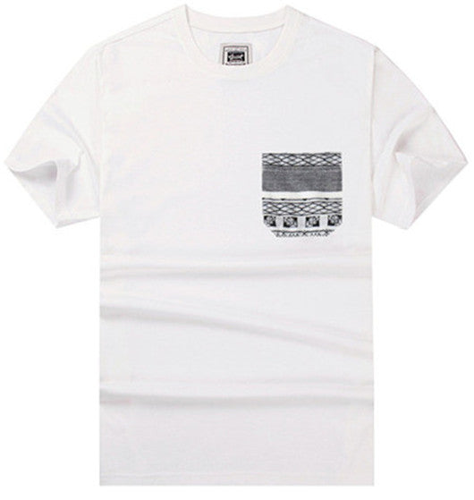 Men's Crew Neck  Running T-Shirt (215086)