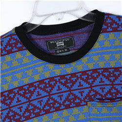 Men-Cotton-Jacquard-T-shirt-(2184167)