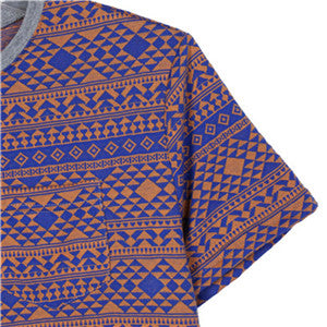Men-Cotton-Jacquard-T-shirt-(2184134)