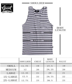 Men's Sleeveless Shirts Beach Vacation Active Tee Gym Tank Top (BGKT 7141T-GREY/MUST/NAVY JACQUARD)