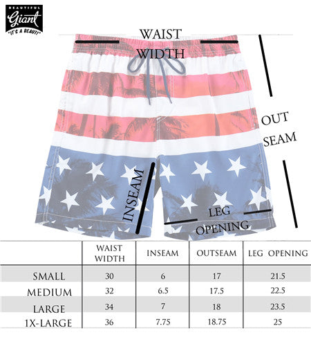 Men's-Beach-Vacation-Swimwear--Shorts-(YS18SW04)