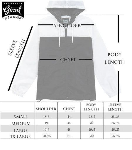 Men's Hooded Lightweight Windbreaker( MFA-16120012)