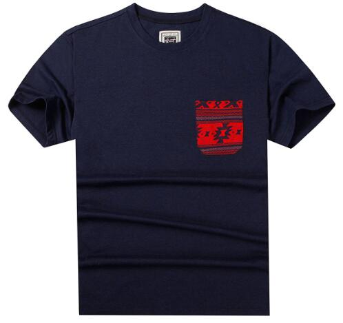 Men's-Crew-Neck--Running-T-Shirt-(215090)