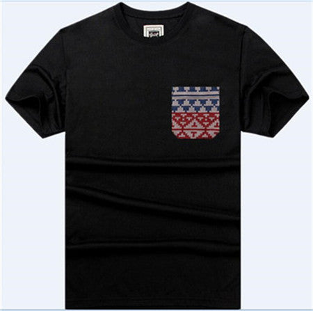 Men's-Crew-Neck--Running-T-Shirt-(215126)