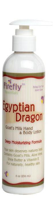 Egyptian Dragon Hand & Body Lotion