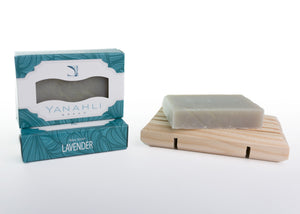 Lavender (Small Bar) | Yanahli Essential Oil Soap