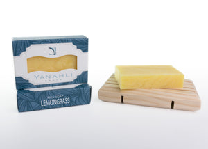 Lemongrass (Small Bar) | Yanahli Essential Oil Soap