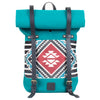 Camper Bag Teal Mountaintop