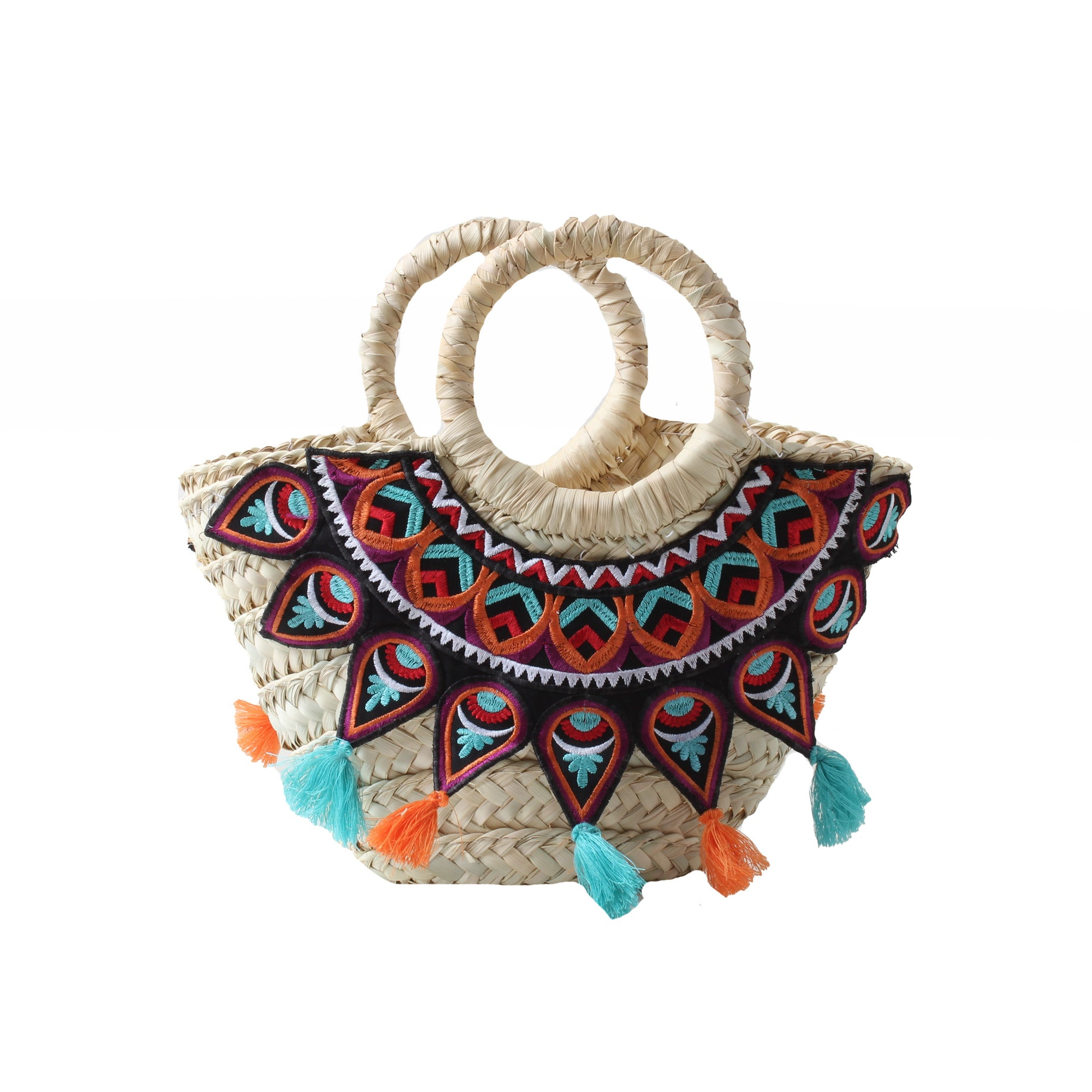 Wicker Bag Magnolia Small