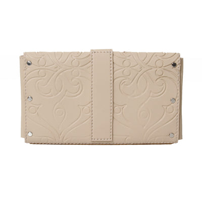 Virginia Purse Beige