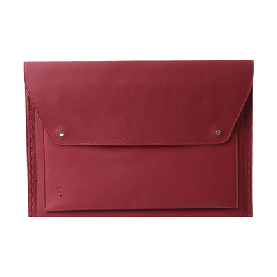 Laptop Sleeve Cacto Burgundy
