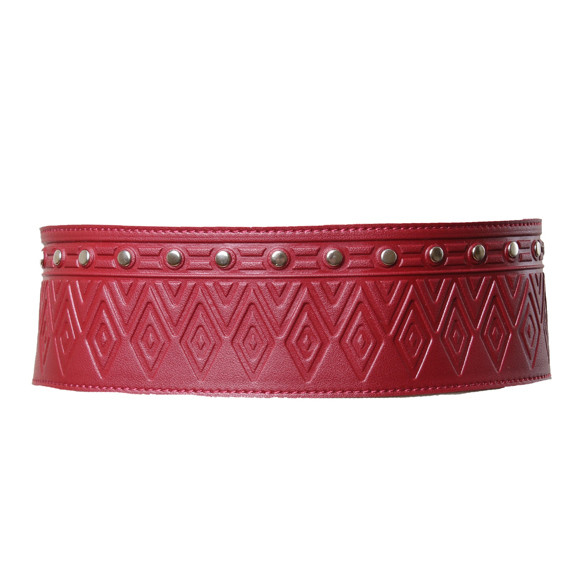 Tangle Belt Burgundy