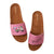 Slippers Scooter Pink