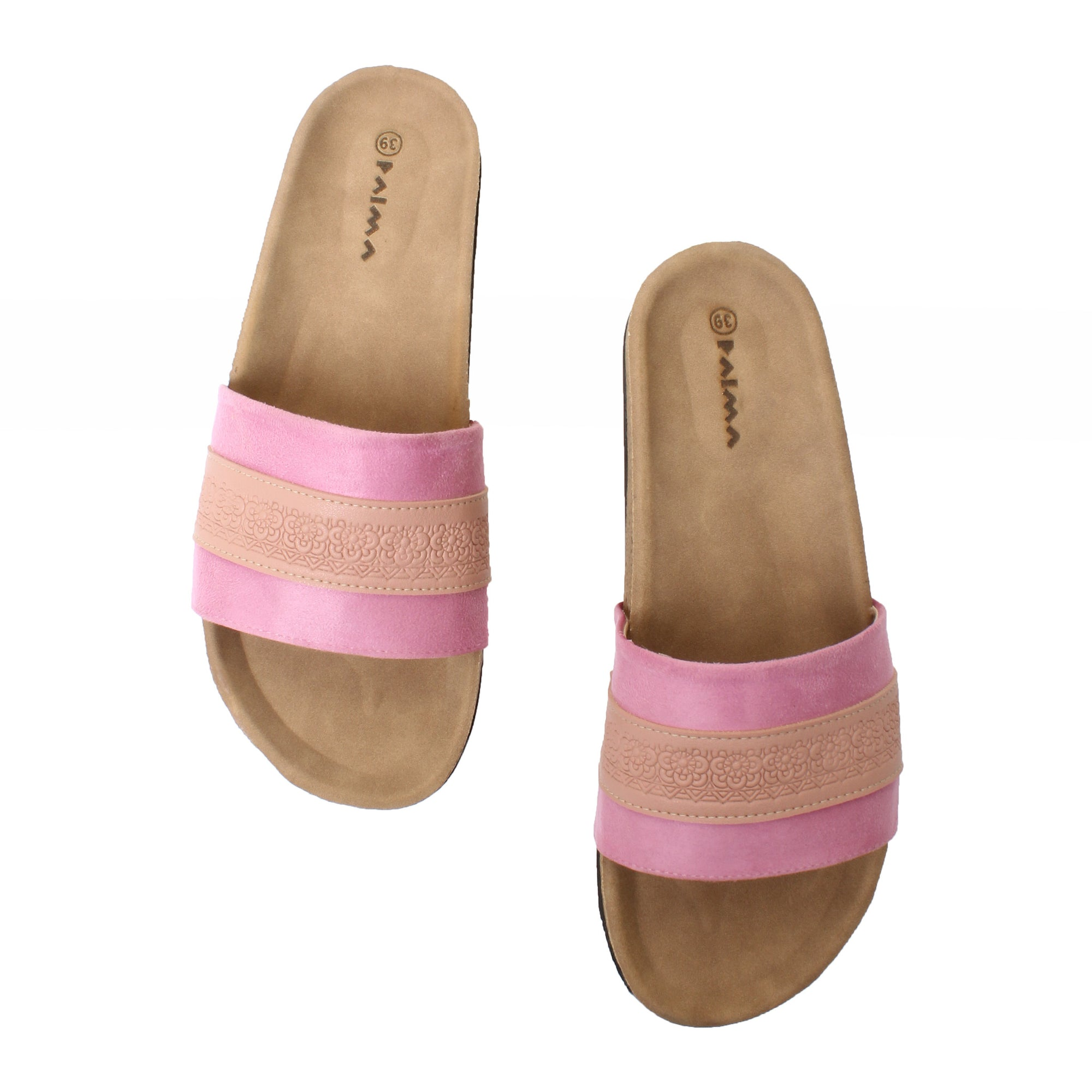Slippers Pink Marigold