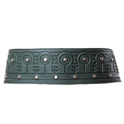 Clan Belt Olive Green