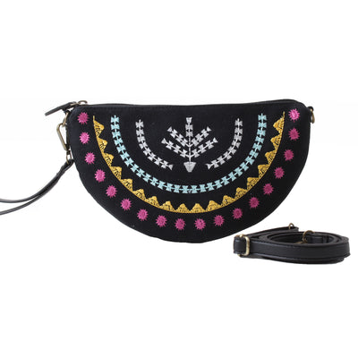 Crescent Clutch Robin