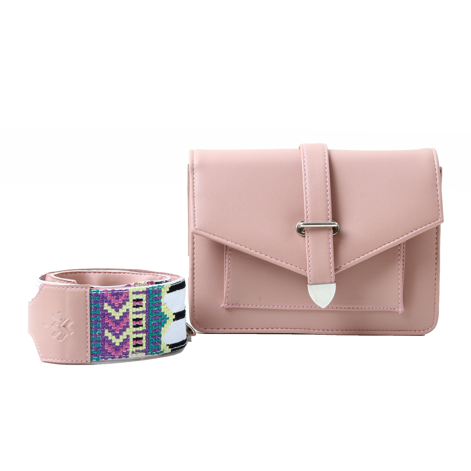 Town Cross-Bag Pink