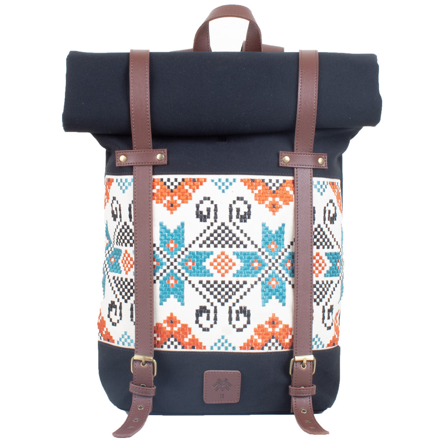 Brown Original Laptop Backpack