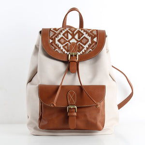 Beige x Havane Original Backpack