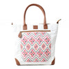 Patterned Tote Bag