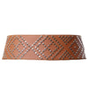 Studded Belt Havane