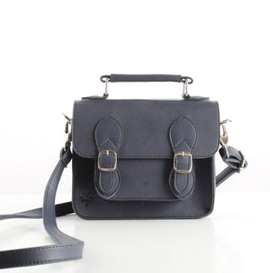 NavyBlue Mini Satchel