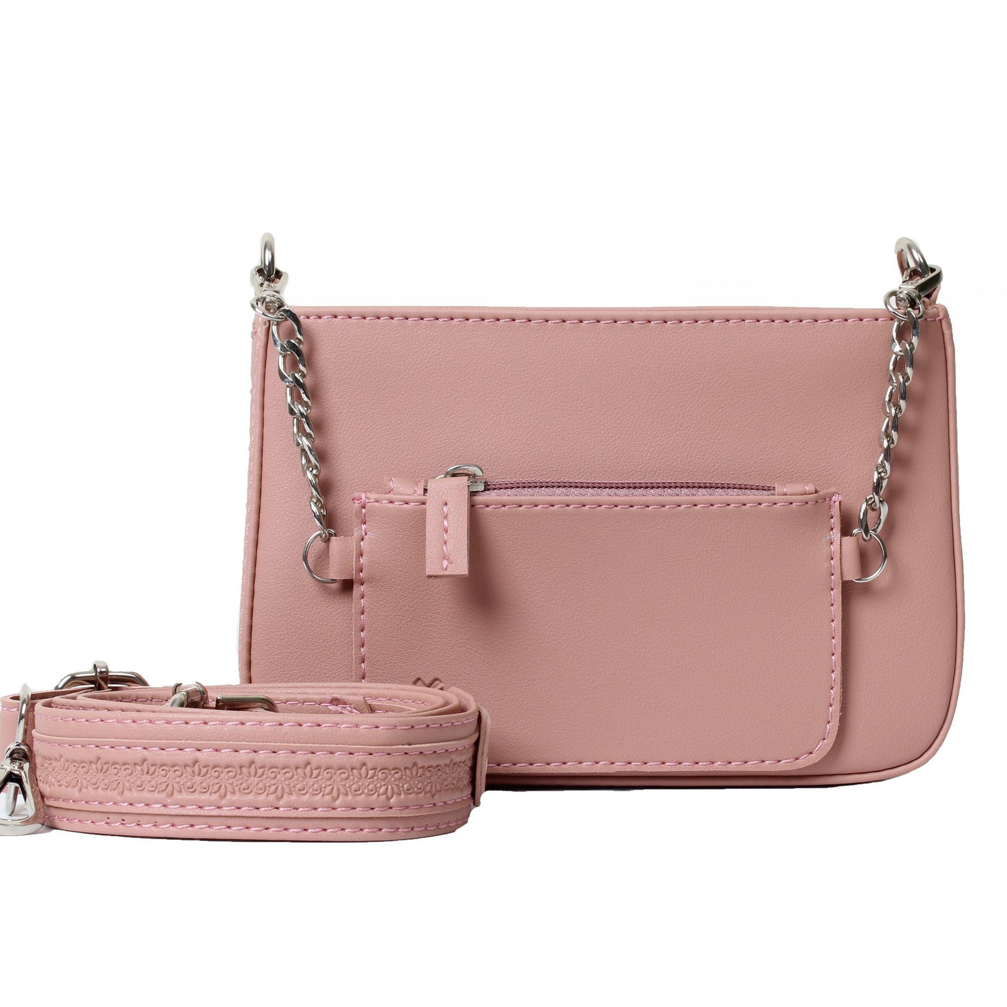 Saddle Crossbag Farfalla Pink