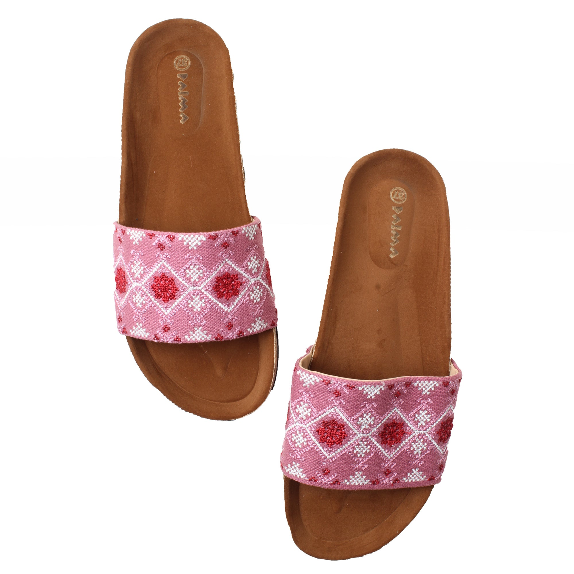 Slippers Fuchsia
